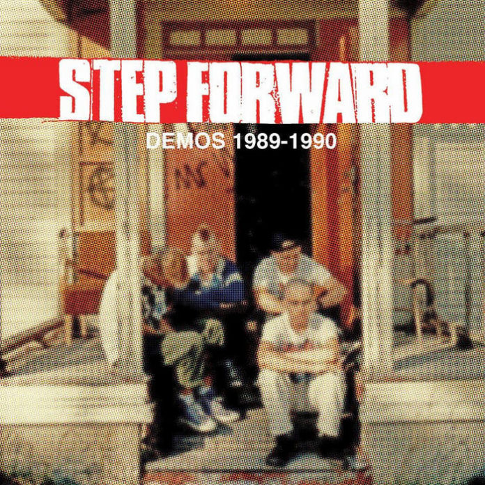 Step Forward - Demos 1989-1990 (2020)