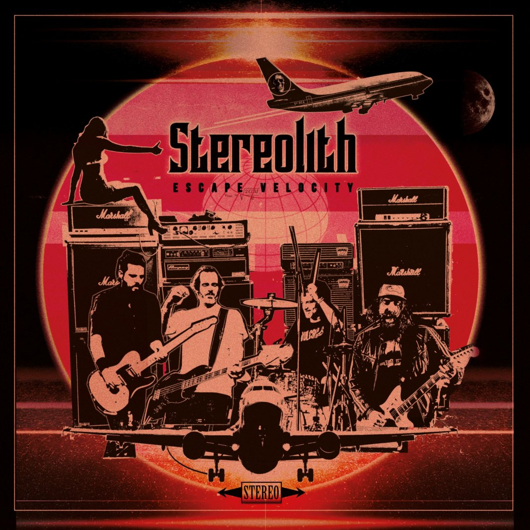 Stereolith - Escape Velocity (2020)