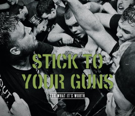 Stick To Your Guns - For What It's Worth (Re-Release, 2020)