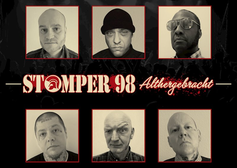 Stomper 98 - Streetpunk - Oi - Band - Lars Frederiksen