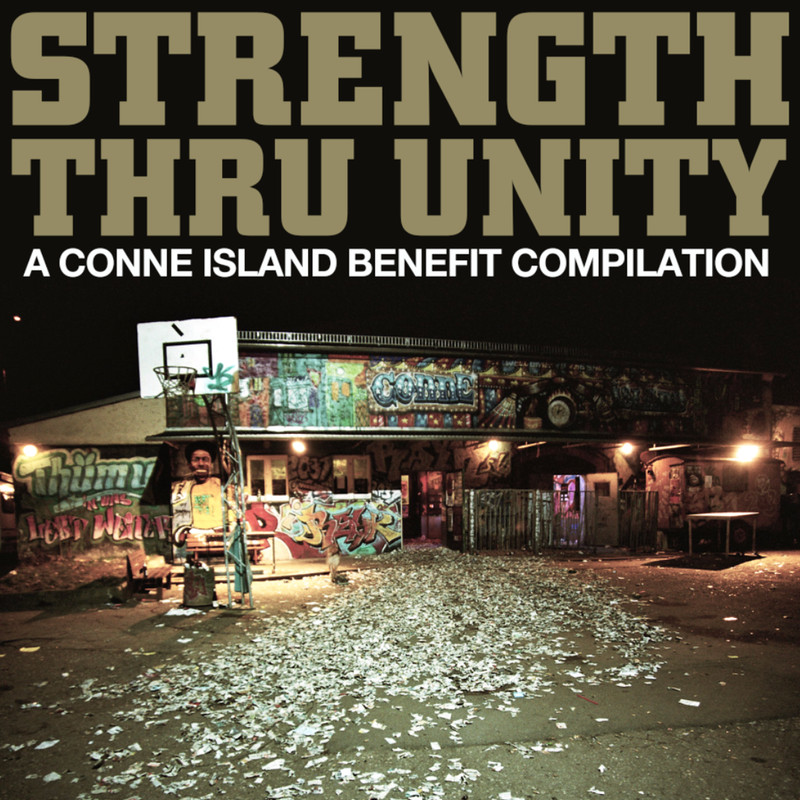 Strength Thru Unity: A Conne Island Benefit Compilation (2021)