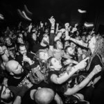 Strike Anyhwere live in Richmond, 2020 (Photo by by Julie Ferguson)