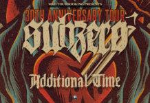 Subzero & Additional Time auf Tour
