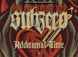 Subzero & Additional Time auf Tour