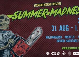 Summer Madness 2018 - Hardcore Festival