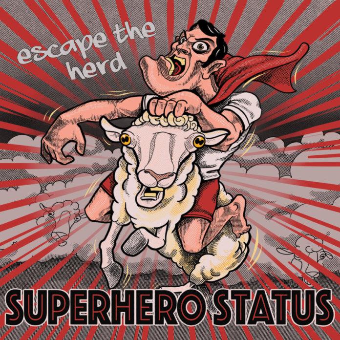 Superhero Status - Escape The Herd
