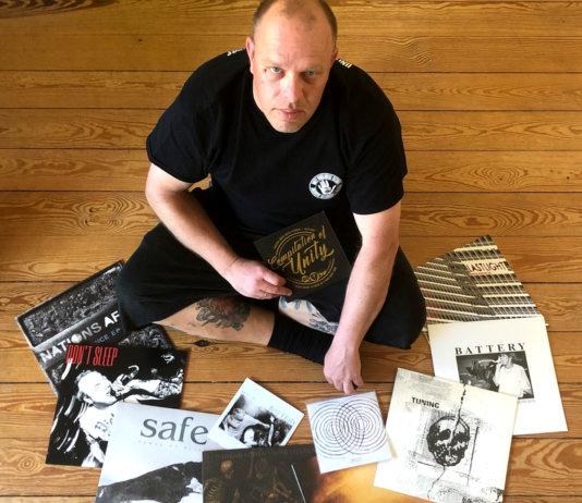 """Sven """"Billy"""" Günther von UNITY Worldwide Records"""