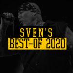 Svens Jahresrückblick (Das Bild zeigt Roger Miret auf der Persistence Tour 2020)