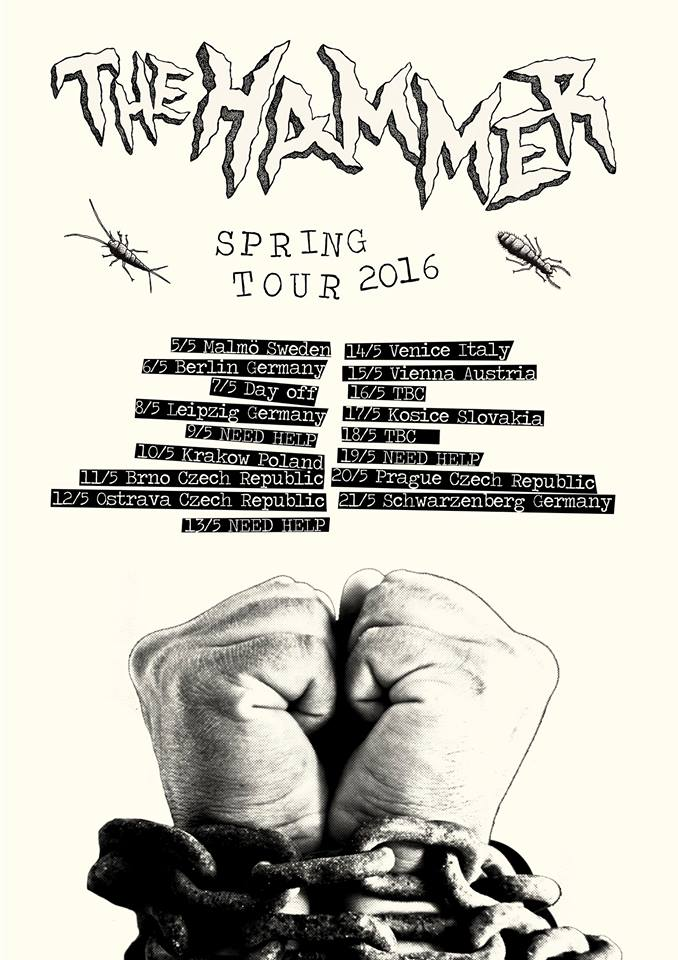 THe Hammer Spring Tour