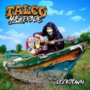 Talco Maskerade - Locktown (Cover-Artwork, 2021)