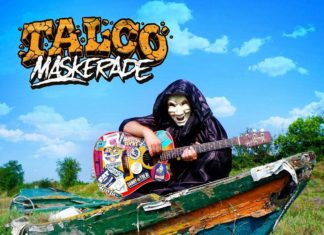 Talco Maskerade - Locktown (Cover-Artwork, 2021)