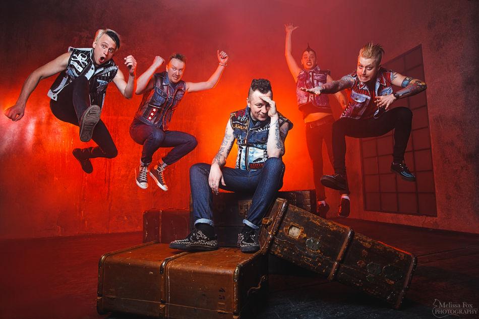 Tarakany - Promo - Russia Band