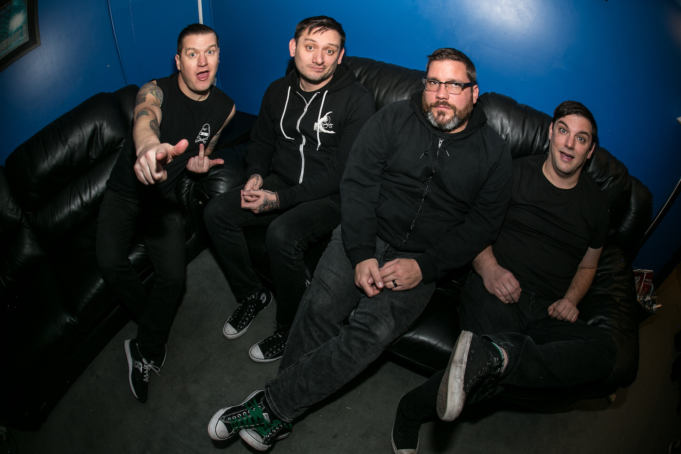 Teenage Bottlerocket - 2019 - photo by Jamy Cabre