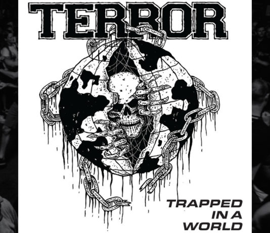 Terror - Trapped In A World (2021, Live Photo by Michelle Olaya)