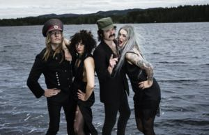 The Baboon Show - Punk-Rock Band Schweden