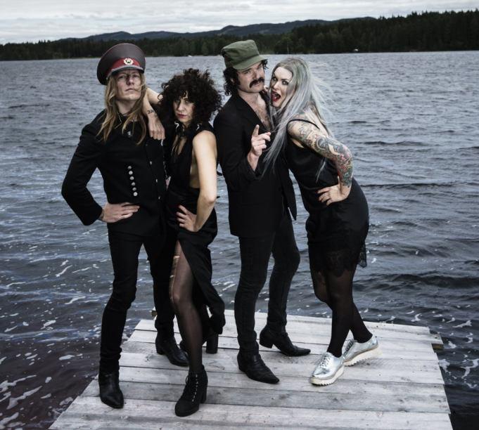 The Baboon Show - Punk-Rock Band Schweden