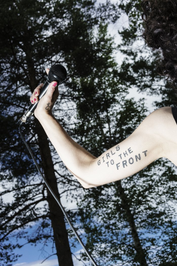 The Baboon Show - Punk-Rock Band Schweden - - Girls To The Front -Female Fronted