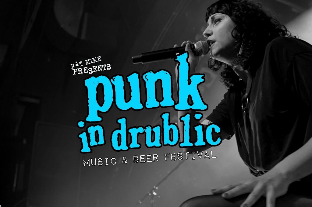 The Baboon Show auf dem Punk In Drublic 2021 (Photo by Sven Nöhren)