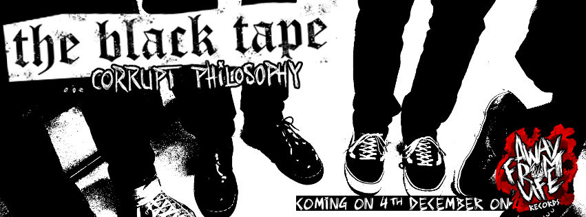 The Black Tape - Corrupt Philosophy - AWAY FROM LIFE Records - www.awayfromlife.com