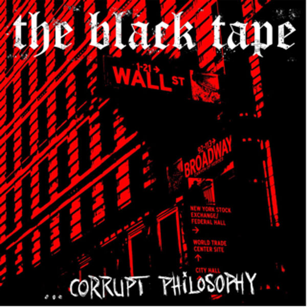 The Black Tape - Corrupt Philosophy - AWAY FROM LIFE Records