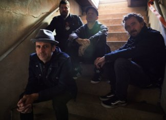 The Bouncing Souls - Photo by Danny Clinch