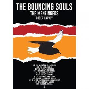 The Bouncings Souls - Tour 2016