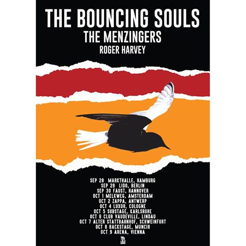 The Bouncings Souls - Tour 2016