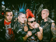 The Casualties - 2018