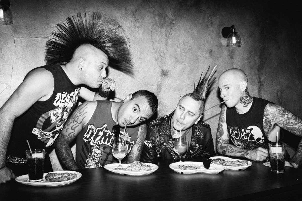 The Casualties (Pressebild)