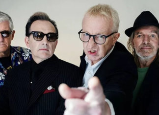 The Damned (2021, Photo by Jill Furmanovsky)