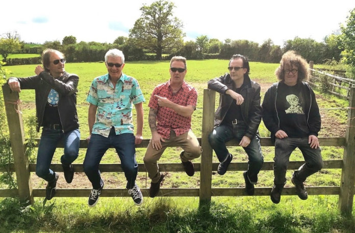 The Damned (Photocredit by Spinefarm Records)