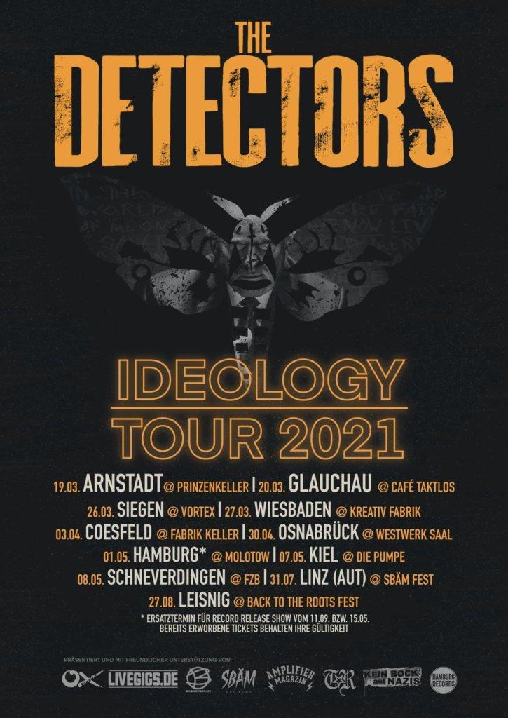 The Detectors - Ideology-Tour 2021