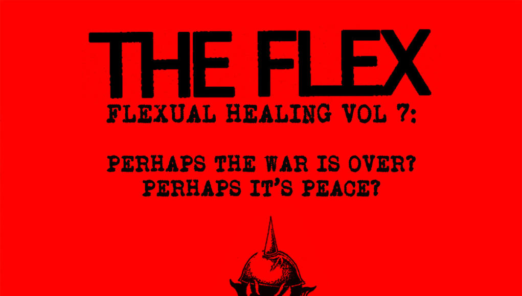The flex mit neuem tape away from life - The flex house ...