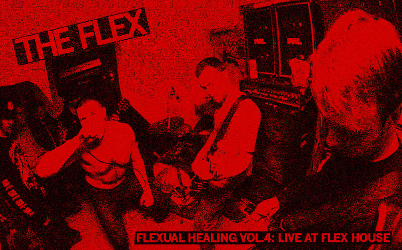 The Flex - Hardcore Uk82 Live