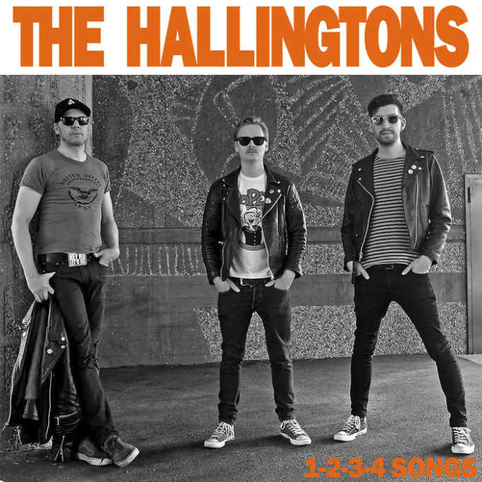 The Hallingtons - 1-2-3-4 Songs