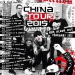 The Headlines China Tour