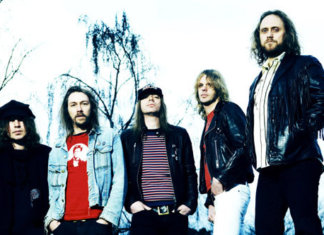 The Hellacopters - Robert Dahlqvist tot