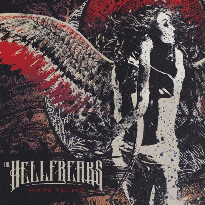The Hellfreaks - God On The Run (2020)