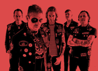 The Hip Priests - Pressebild