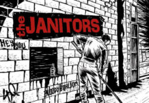 The Janitors - Backstreet Ditties (2020)