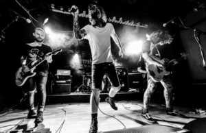 The Kendolls - Schweden - Punk-Rock Band - Photo by Tommyfoto - Bild zur Verfügung gestellt von Mister Mario Booking And Promotion