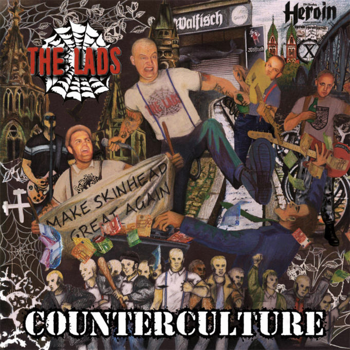 The Lads - Counterculture (2018)