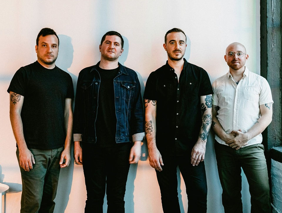 The Menzingers - Pressebild, 2019