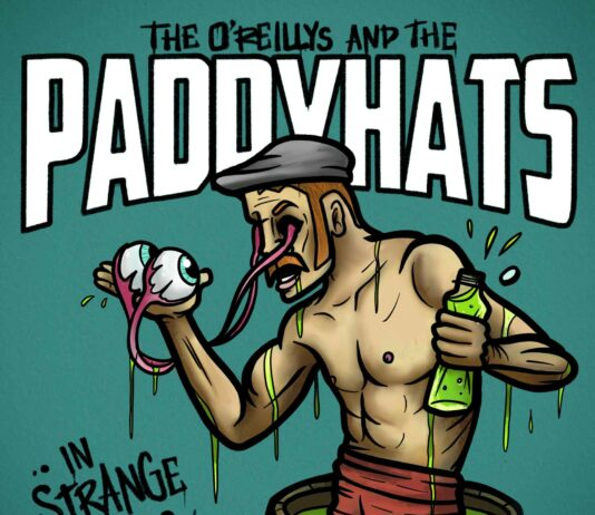 The O'Reillys And The Paddyhats - In Strange Waters