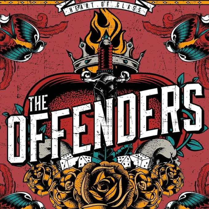 The Offenders - Heart Of Glass (Cover)