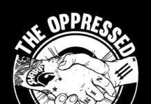 The Oppressed - Fight Nazi Scum