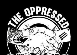 The Oppressed - Fight Nazi Scum