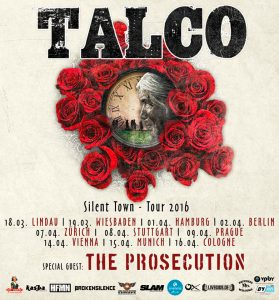 The Prosecution And Talco - Tour 2016