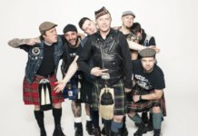 The Real McKenzies (Photo Kitt Woodland)