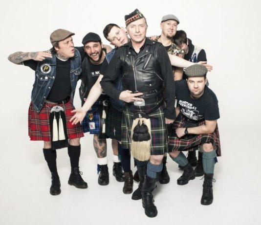The Real McKenzies (Photo Kitt Woodland)